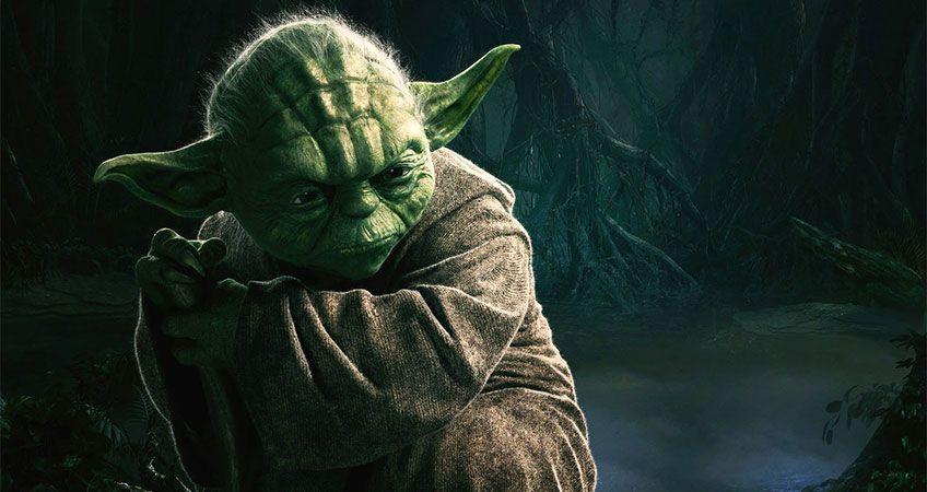 Yoda the mastah